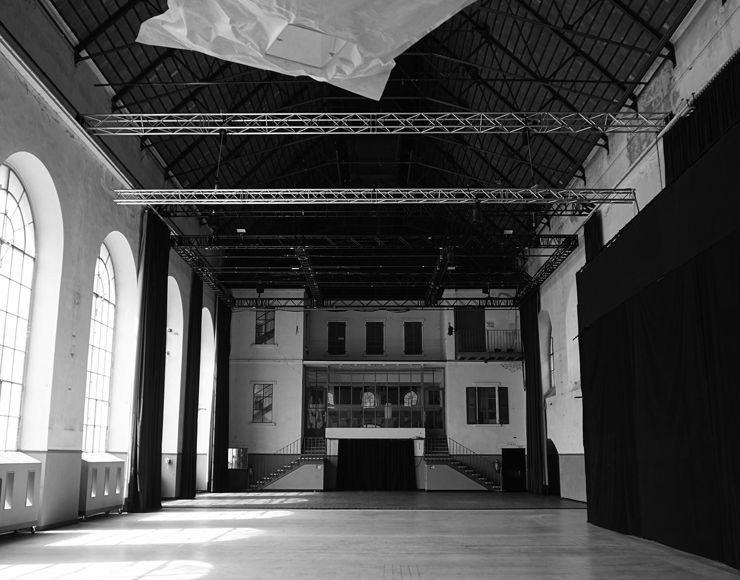 Belle Usine Grande Salle Espace pro
